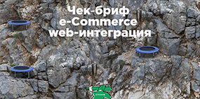 Чек-бриф на сайты e-Commerce с веб-интеграцией в бизнес-процессы